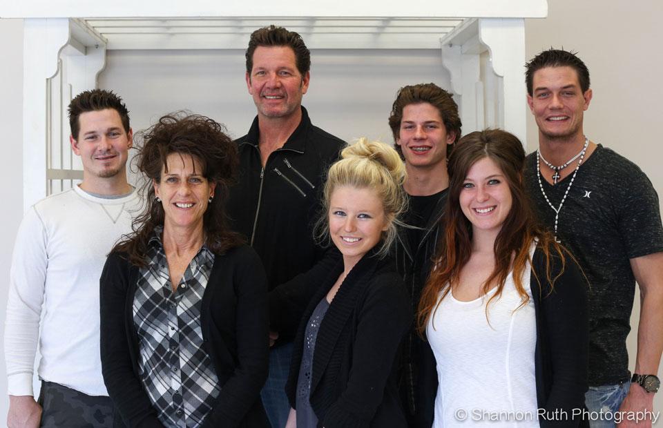 The Bucky's Family