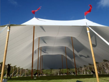 Sailcloth Tent