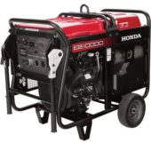 Honda 10,000 watt generator