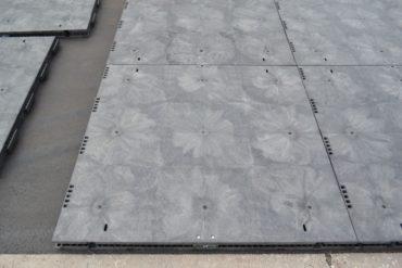 Event deck flooring